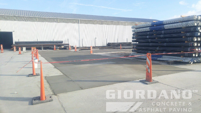 CONCRETE & ASPHALT REMOVAL & REPLACEMENT | Giordano Paving