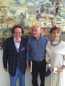 Antonella Catini Ara Pacis Giorgio Bertozzi Neoartgallery 06