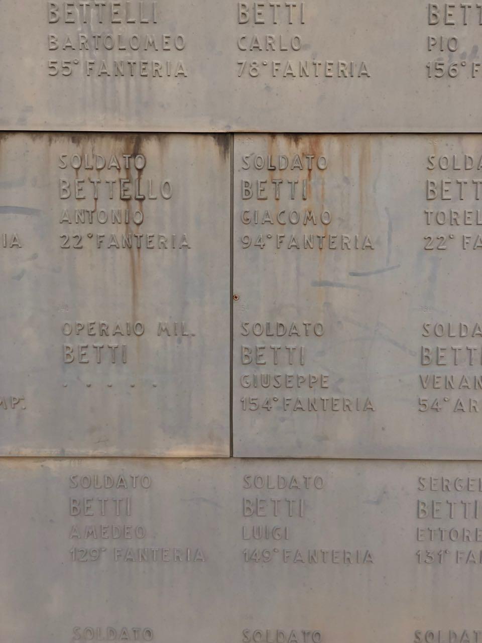 Caporetto Redipuglia Vittorio Veneto Prima Guerra Giorgio Bertozzi - 5
