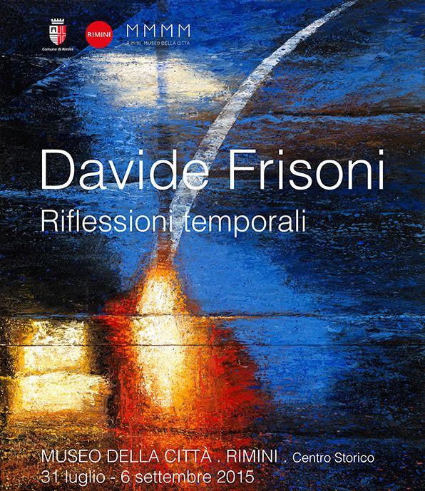 Davide Frisoni Rimini neoartgallery Giorgio Bertozzi