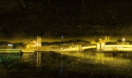 Giorgio Bertozzi Neoartgallery Davide Frisoni Paper City 3