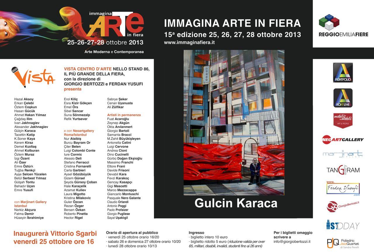Giorgio Bertozzi Neoartgallery Immagina 2013 invito 05