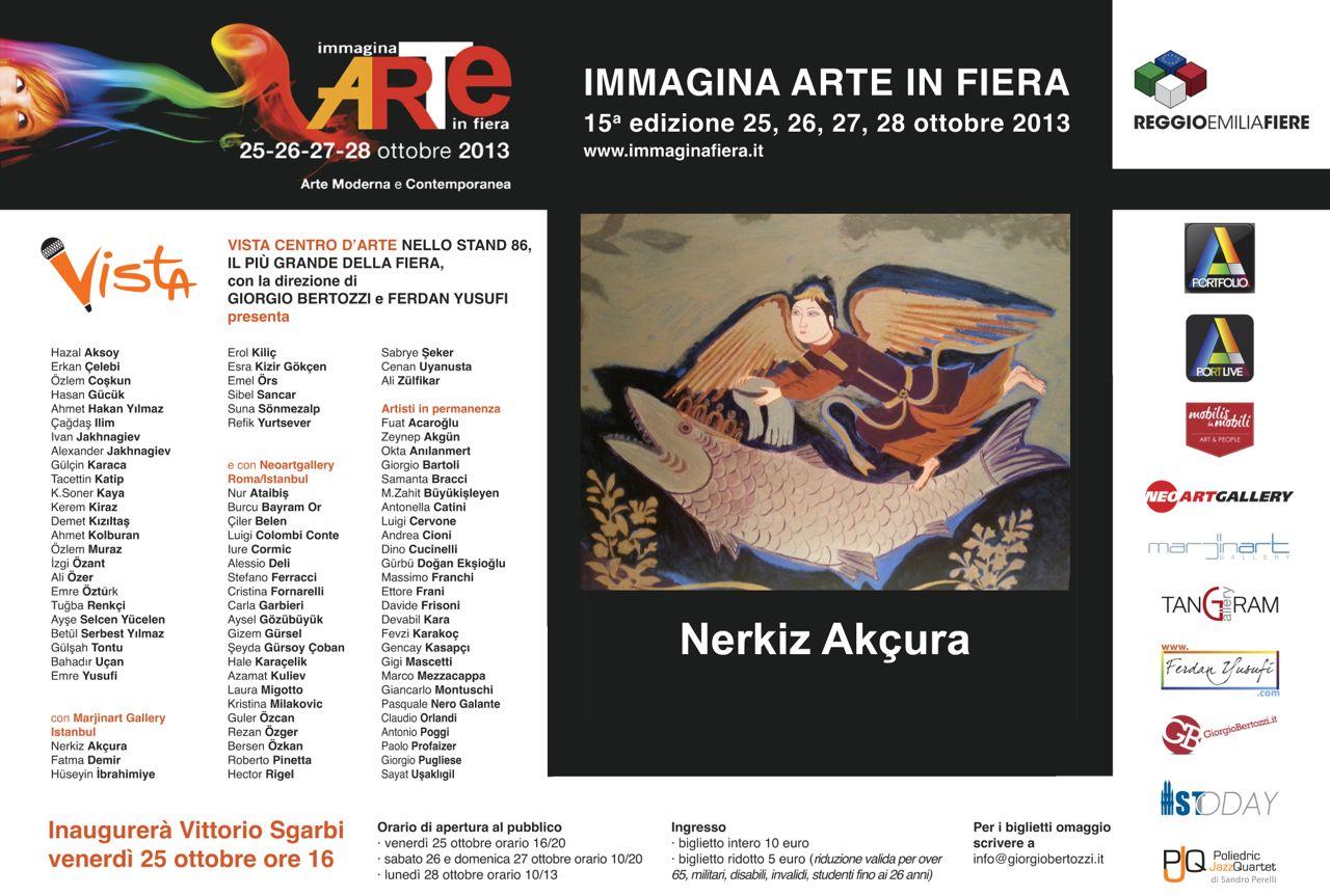 Giorgio Bertozzi Neoartgallery Immagina 2013 invito 12