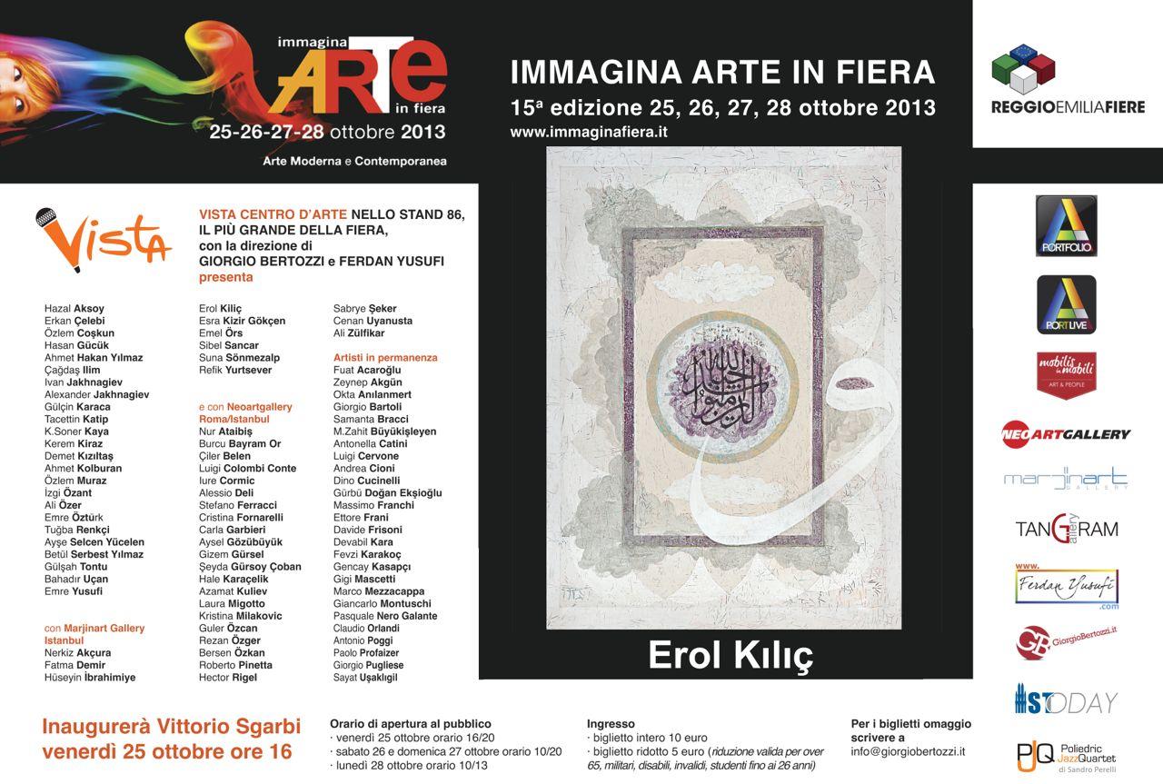 Giorgio Bertozzi Neoartgallery Immagina 2013 invito 15