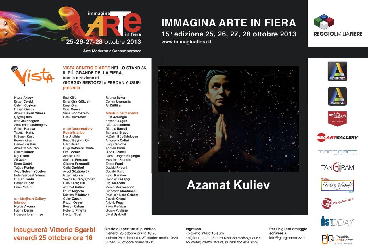 Giorgio Bertozzi Neoartgallery Immagina 2013 invito 20