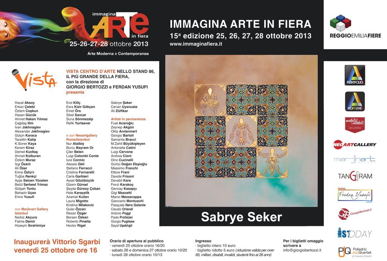 Giorgio Bertozzi Neoartgallery Immagina 2013 invito 21