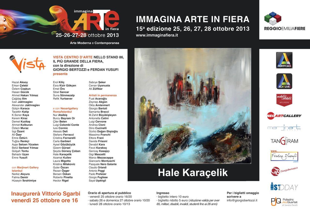 Giorgio Bertozzi Neoartgallery Immagina 2013 invito 30