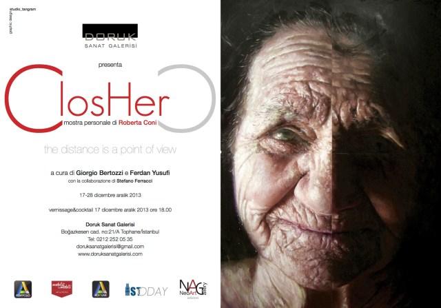 Invito ClosHer Roberta Giorgio Bertozzi