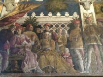Mantova La camera Degli Sposi Mantegana Giorgio Bertozzi Neoartgallery - 18