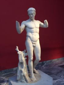 Scultura Atene Giorgio Bertozzi Neoartgallery - 27
