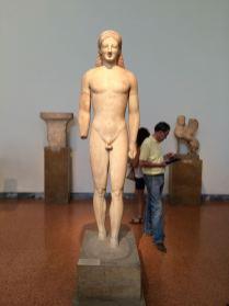 Scultura Atene Giorgio Bertozzi Neoartgallery - 52