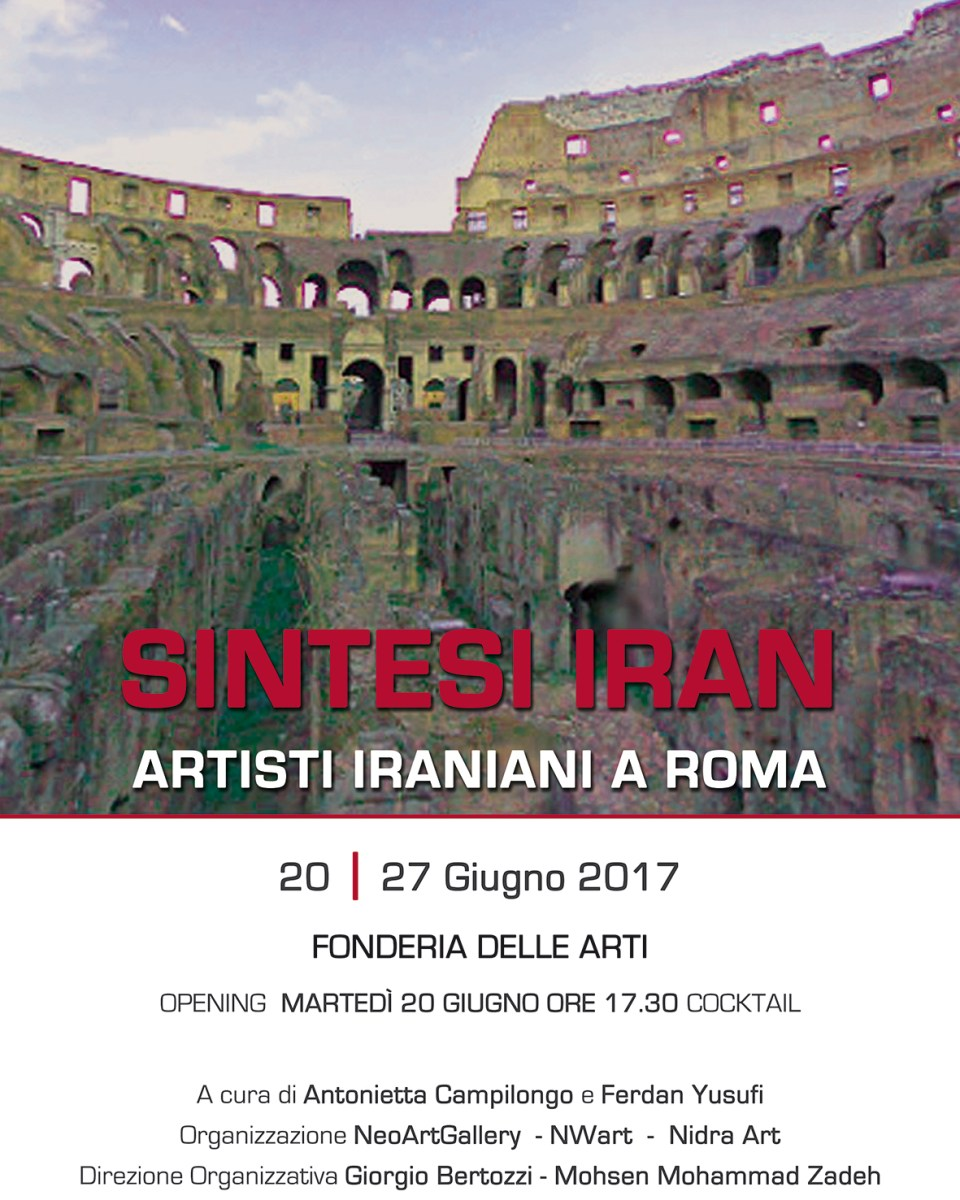 SINTESI Iran Artisti iraniani a Roma