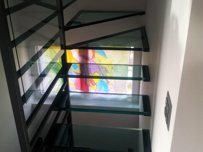 scale con gradini in vetro by Giorgio Ferrari Vetro_36