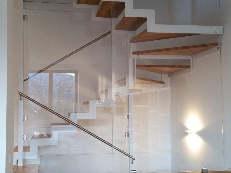 scale con gradini in vetro by Giorgio Ferrari Vetro_47