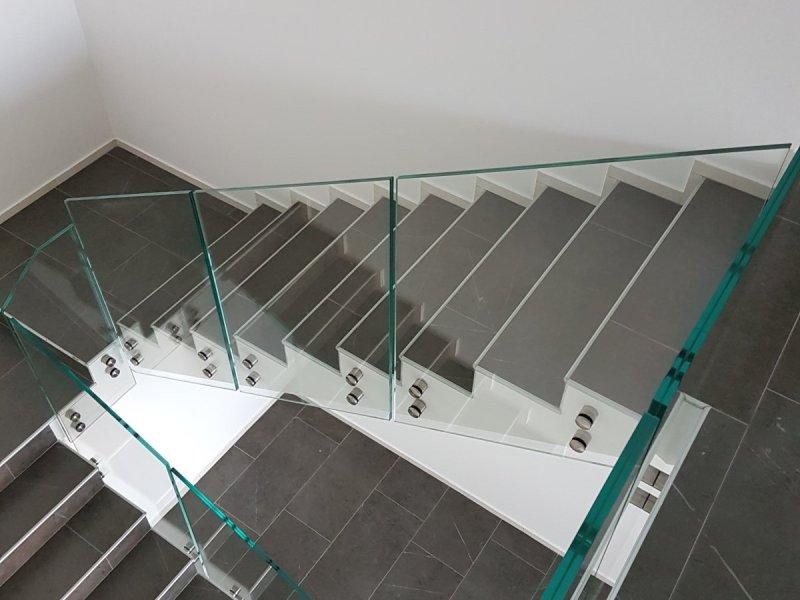 scale con gradini in vetro by Giorgio Ferrari Vetro_48