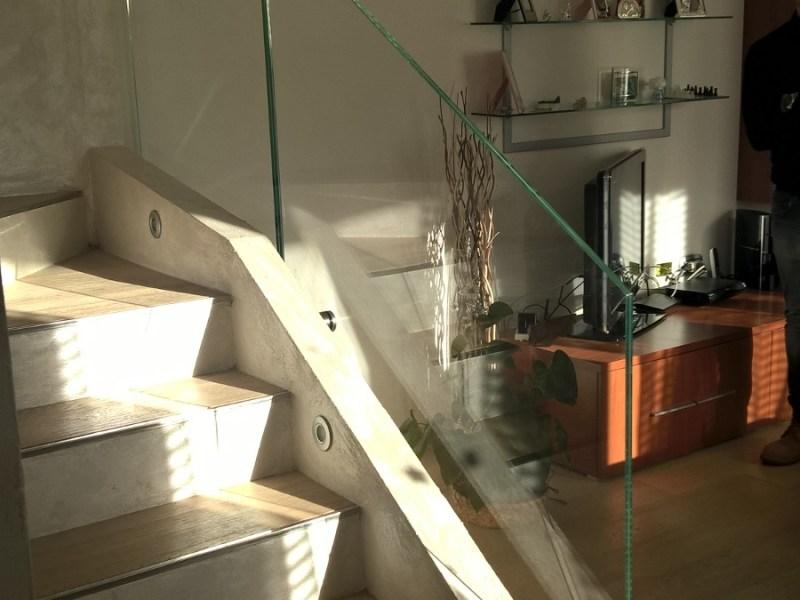 scale con gradini in vetro by Giorgio Ferrari Vetro_49