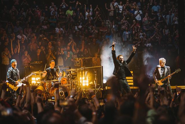 U2 eXPERIENCE +iNNOCENCE tour 2018