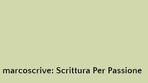 Marcoscrive: blog intervista Giorgio Montanari per Finzioni di Poesia (Bertoni)