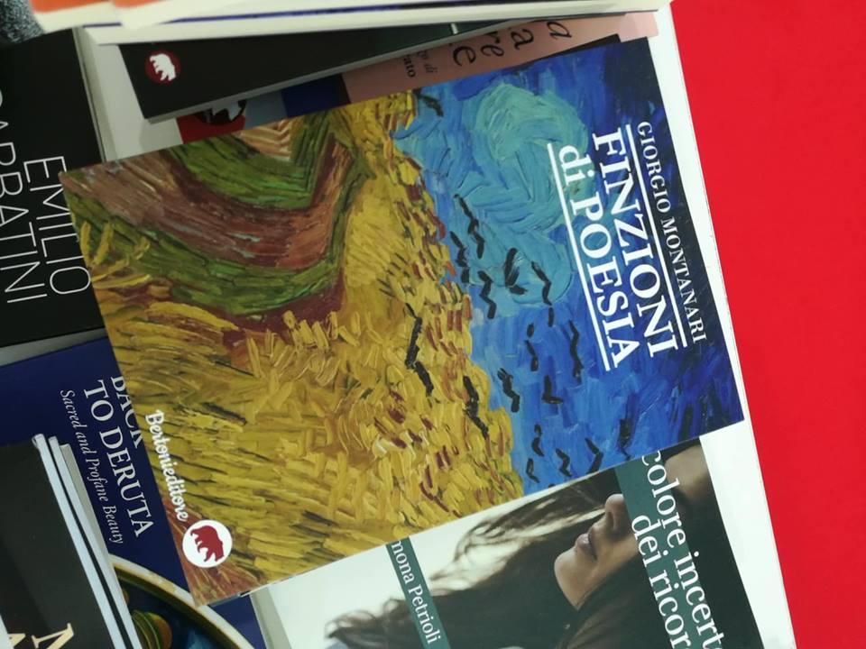 Più Libri Più Liberi, Roma, Finzioni di Poesia allo stand Umbria P10