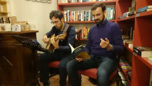 Finzioni di Poesia - Modena, Mondadori Emily Bookshop, 02/12/2018