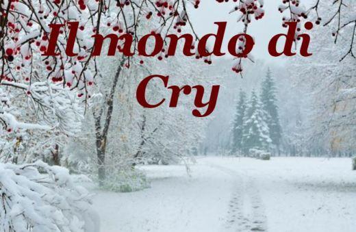 IlMondoDiCry / Finzioni di Poesia / giorgiomontanari