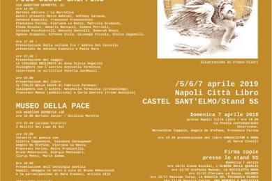 2019 Napoli - Bertoni - Pizza Story e Finzioni di Poesia