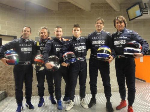 evento 6 ore endurance kart milano