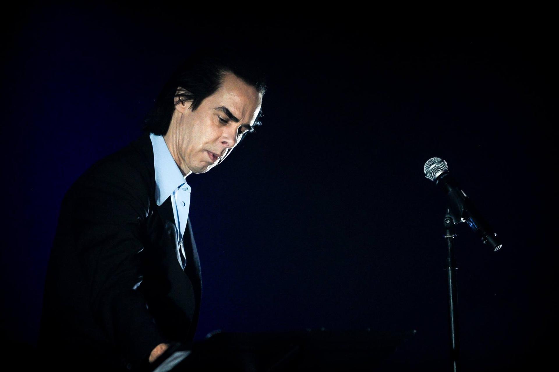 Nick Cave alla Kioene Arena di Padova