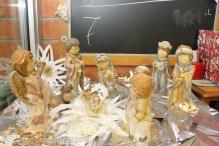 Presepe bidelle scuola primaria Barga
