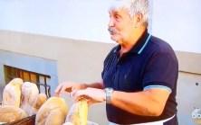 Giulio durante le riprese della trasmissione americana The Bachelor