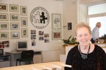 Myrna Magrini, la presidente del GVS