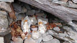 Presepe su pietra sentiero 30