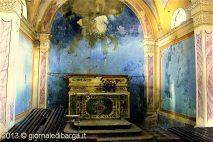 chiesina, villa gherardi,altare