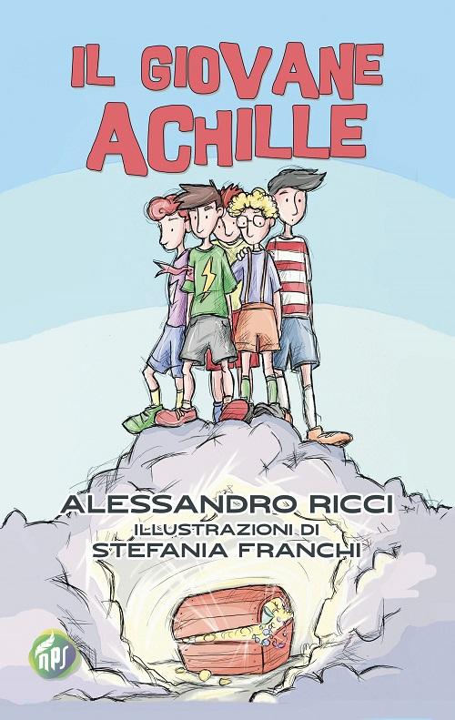 A Gallicano si presenta il libro Il giovane Achille di Alessandro Ricci -  Giornale di Barga