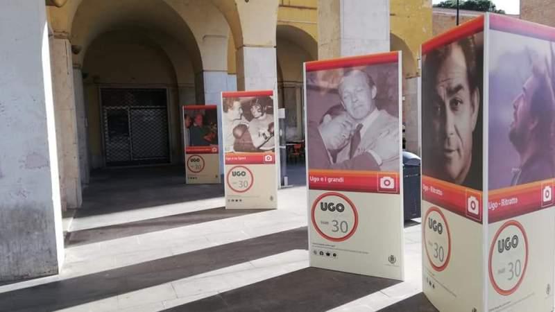 """Pomezia, """"UgoPari30"""": la mostra fotografica dedicata a Ugo Tognazzi approda al Museo Città di Pomezia – Laboratorio del Novecento"""