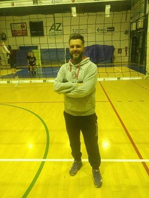"""Volley Club Frascati, Camilli: """"Una fortuna lavorare in uno staff così attento e organizzato"""""""