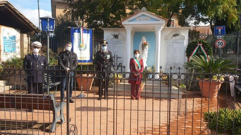 Giornata dell'Unità Nazionale e delle Forze Armate: il 4 Novembre dei Castelli (FOTO)