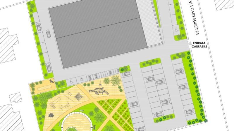 Pomezia, Un nuovo impianto sportivo per la scuola Fabrizio De Andrè di Castagnetta, la Giunta delibera il progetto