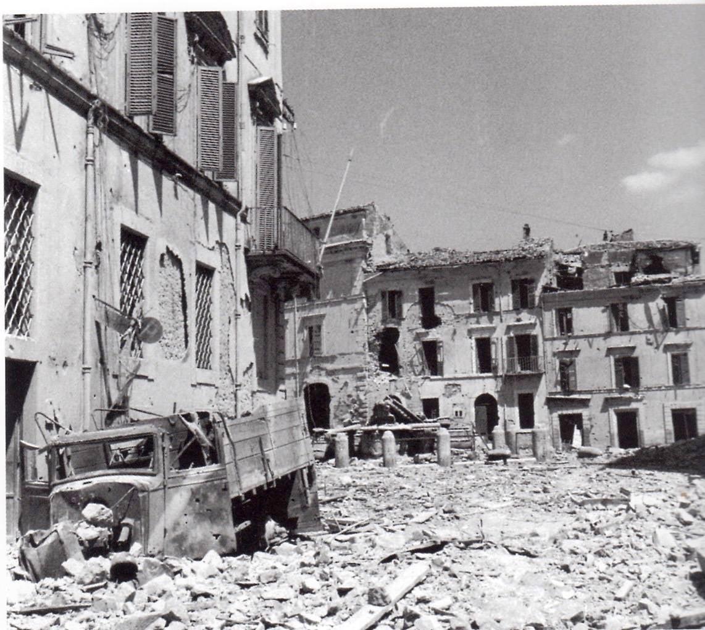 Velletri, 77 anni dopo Pocci ricorda il bombardamento della Città nel 1944