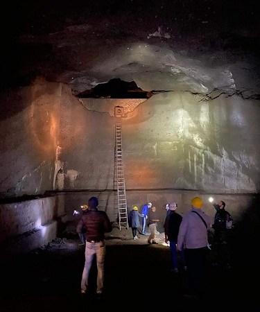 Lago Albano, nuove immagini della cisterna romana ritrovata presso il Ninfeo Dorico (FOTO)