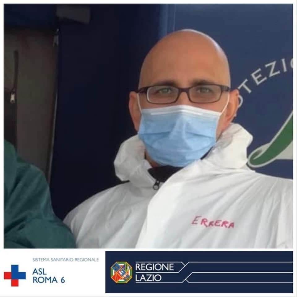 Velletri in lutto: addio all'infermiere Fabio Errera (di Lariano)
