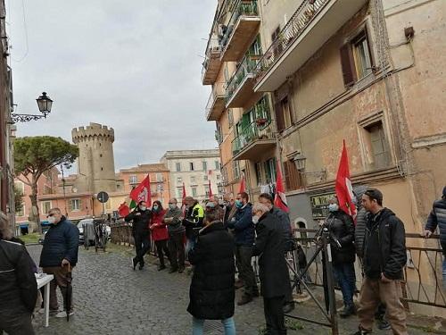 Marino, grande successo per l'inaugurazione della nuova sede locale del PCI