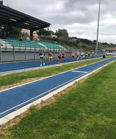 """Lanuvio, grande domenica di atletica leggera al """"Martufi"""". Soddisfatta l'assessore Viglietti"""