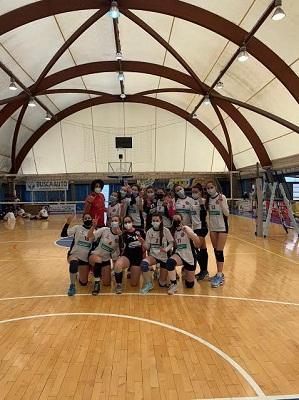 """Volley Club Frascati, Micozzi: """"La prima sconfitta? Può farci bene"""""""