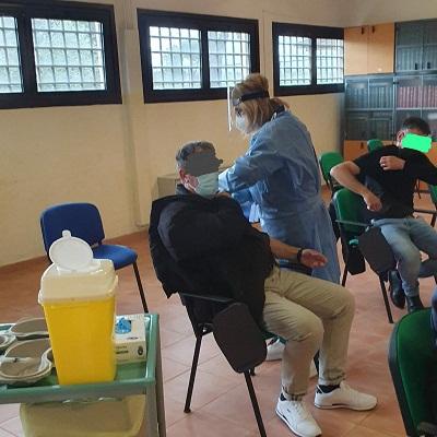 Velletri, via alle vaccinazioni nel carcere. Soddisfatto il Si.P.Pe.