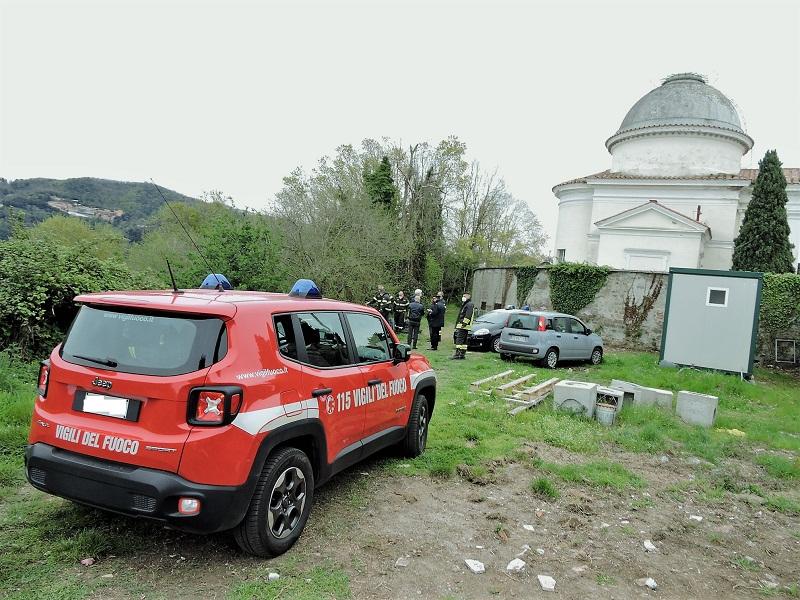 Genzano, indagini in corso sui resti umani vicino al Cimitero. Lo sdegno di Zoccolotti