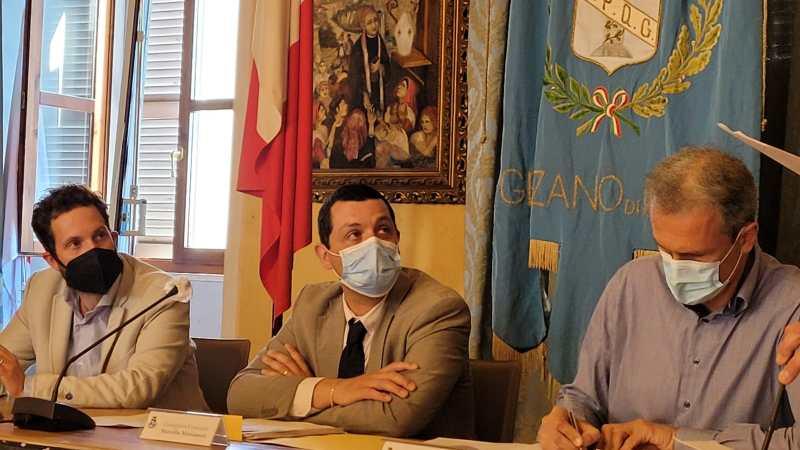 Genzano, esordio da presidente del Consiglio comunale per Marcello Marianecci
