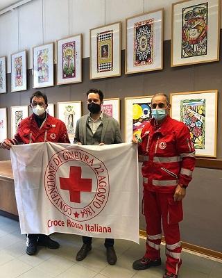 Genzano, Zoccolotti incontra la Croce Rossa per l'anniversario della sua fondazione
