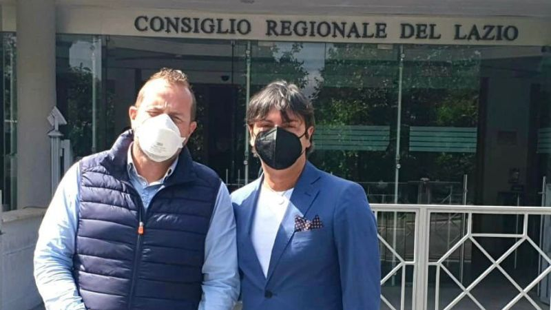 """Frascati, Capolei: """"Sosterremo Magliocchetti e Ambrosio alle prossime elezioni"""""""