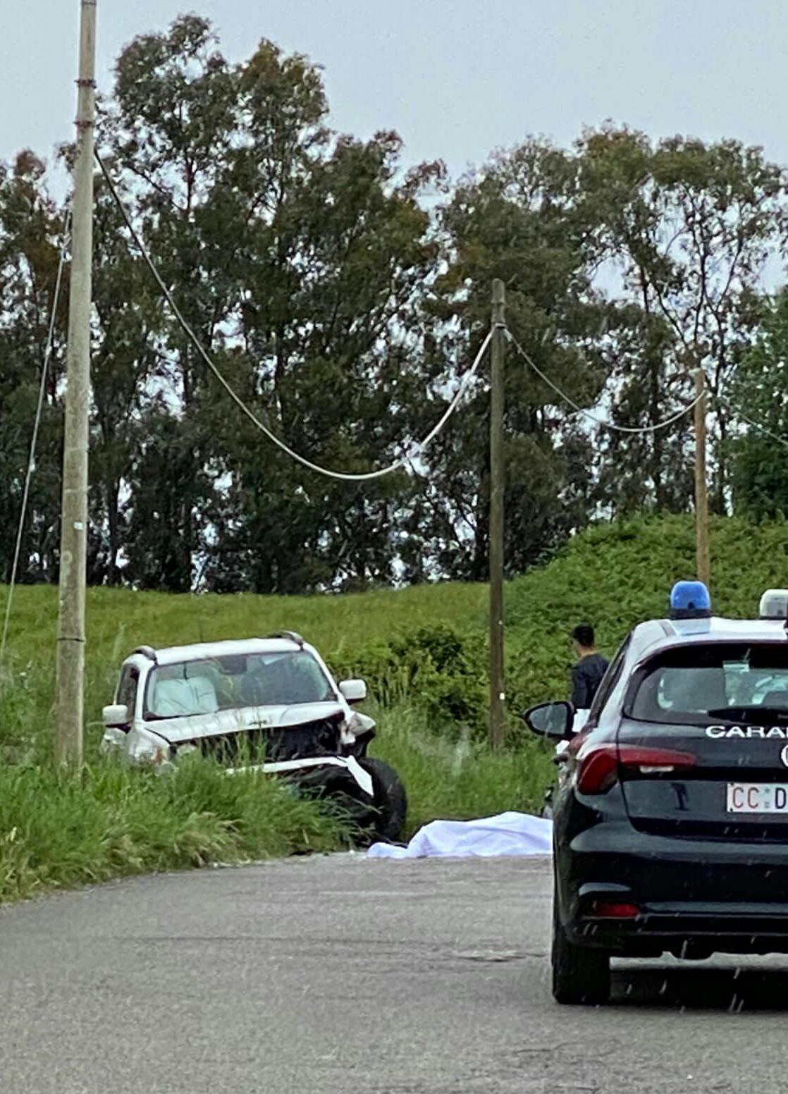 Lanuvio, incidente mortale in Via Astura (Ponte Loreto)